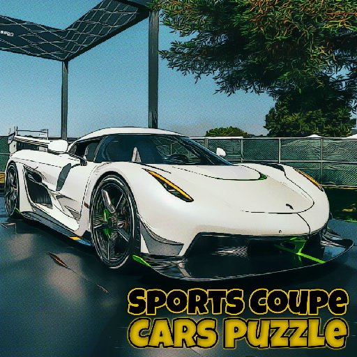 Sports Coupe Cars Puzzle