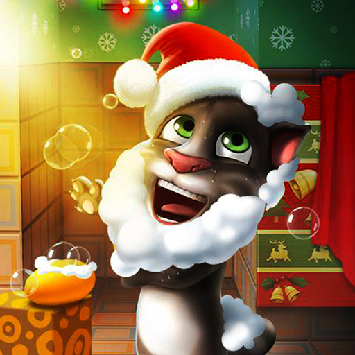 Talking Tom Christmas