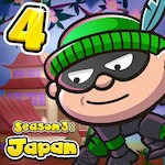 Bob The Robber 4 Season 3: Japan